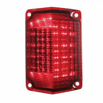 United Pacific - LED Taillight Lens RH - Image 1