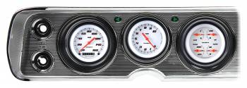 Classic Instruments - Classic Instruments Gauge Kit (Velocity White SERIES) - Image 1
