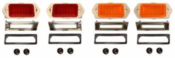 OER (Original Equipment Reproduction) - Side Marker Light Kit - Image 1