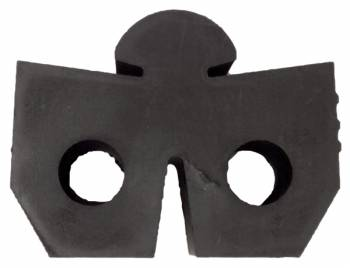 OER (Original Equipment Reproduction) - Outer Hood Rear Bumpers - Image 1