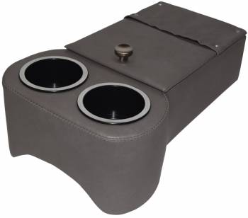 Classic Consoles - Trans Hump Console Gray - Image 1