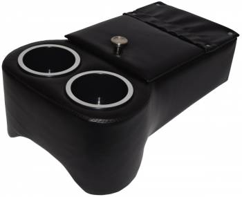 Classic Consoles - Trans Hump Console Black - Image 1
