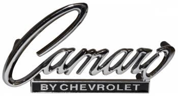 H&H Classic Parts - Header Panel Emblem - Image 1