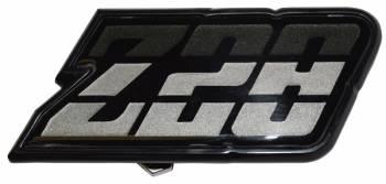 Trim Parts USA - Fuel Door Emblem - Image 1