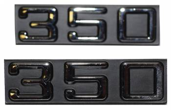 OER (Original Equipment Reproduction) - Fender Emblem - Image 1