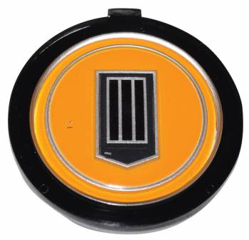 OER (Original Equipment Reproduction) - 4 Spoke Sport Steering Wheel Emblem - Image 1