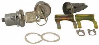 PY Classic Locks - Ignition & Door Lock Set - Image 1