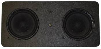Custom Autosound - Dual Speaker Mono - Image 1