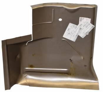 Experi Metal Inc - Under Rear Seat Pan LH - Image 1