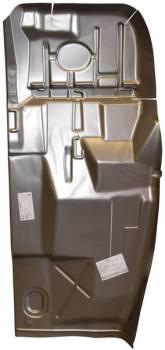 Golden Star Classic Auto Parts - Floor Pan Half RH - Image 1