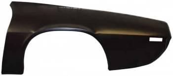 Golden Star Classic Auto Parts - Quarter Panel Skin LH - Image 1