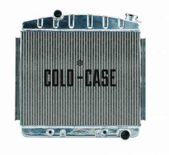 Cold Case Radiators - Aluminum Radiator