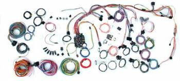 American Autowire - Classic Update Wiring Kit