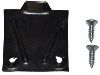 H&H Classic Parts - Glove Box Striker - Image 1