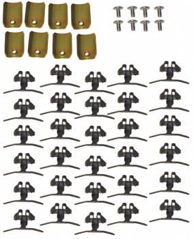 East Coast Reproductions - Belt Line Molding Clip Set - Image 1