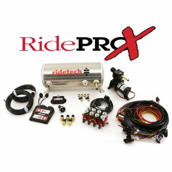 RideTech - Ride Pro X 3-Gallon Analog Control System - Image 1