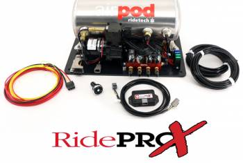RideTech - AirPod 3-Gallon Analog Control System - Image 1