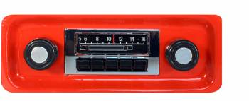 Custom Autosound - AM/FM Radio Slide Bar - Image 1