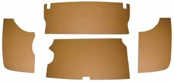 Custom Trunk Panel MFG - Custom Trunk Panel Kit