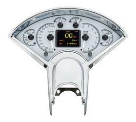 Dakota Digital - HDX Gauge System Silver Alloy