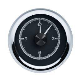 Dakota Digital - HDX Clock Black Alloy - Image 1