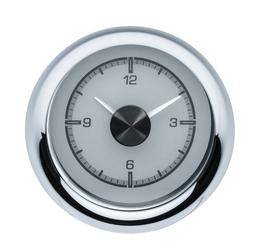 Dakota Digital - HDX Clock Silver Alloy - Image 1