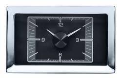 Dakota Digital - HDX Clock Black Alloy