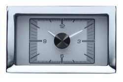Dakota Digital - HDX Clock Silver Alloy - Image 1
