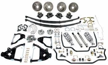 Classic Performance Products - Stage 3 Pro-Touring Suspension Kits - Image 1