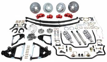 Classic Performance Products - Stage 4 Pro-Touring Suspension Kits