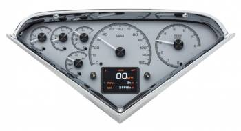 Dakota Digital - HDX Gauge System Silver Alloy - Image 1