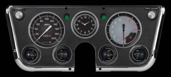Classic Instruments - Gauge Kit (Auto Cross Gray) - Image 1