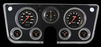 Classic Instruments - Classic Instruments Gauge Kit (Velocity Black) - Image 1
