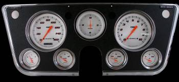 Classic Instruments - Gauge Kit (Velocity White)