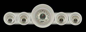 Classic Instruments - Gauge Kit (All American Nickel)