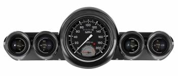 Classic Instruments - Gauge Kit (Autocross Gray) - Image 1
