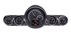 Dakota Digital - Dakota Digital HDX Gauge Series Black Alloy - Image 1