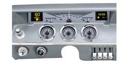 Dakota Digital - HDX Gauge System Silver Alloy