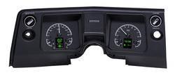 Dakota Digital - HDX Gauge System Black Alloy - Image 1