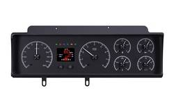 Dakota Digital - HDX Gauge System Black Alloy - Image 1