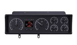 Dakota Digital - HDX Gauge System Black Alloy