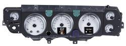 Dakota Digital - Dakota Digital HDX Gauge Series Silver Alloy - Image 1