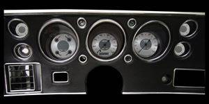 Classic Instruments - Classic Instruments Gauge Kit (All American) - Image 1