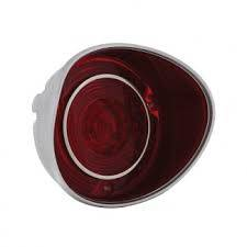United Pacific - LED Taillight Lens LH