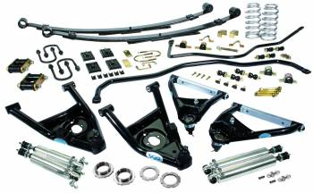 Classic Performance Products - Stage 2 Pro-Touring Suspension Kit - Image 1