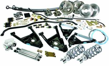 Classic Performance Products - Stage 3 Pro-Touring Suspension Kit - Image 1