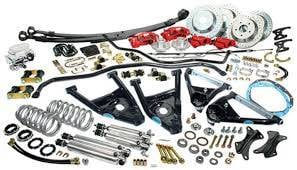 Classic Performance Products - Stage 4 Pro-Touring Suspension Kit