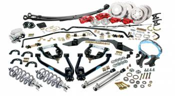 Classic Performance Products - Stage 3 Pro-Touring Suspension Kit