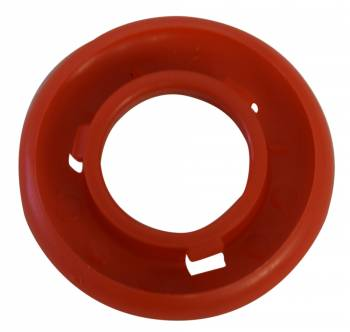 H&H Classic Parts - Handle Escutcheon Red - Image 1