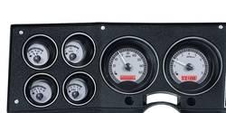 Dakota Digital - VHX Series Gauge System Silver Alloy Red - Image 1